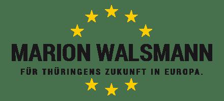 Marion Walsmann - Für Thüringens Zukunft in Europa