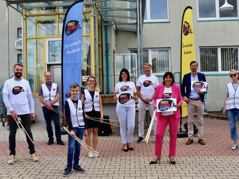 World Cleanup Day Thüringen_Erfurt
