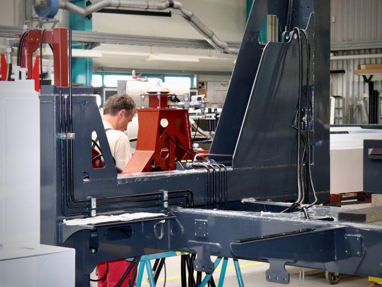 Fabrik RSP Saalfeld