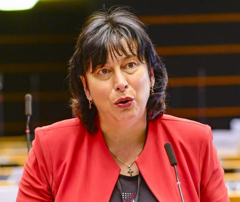 Marion Walsmann Plenardebatte
